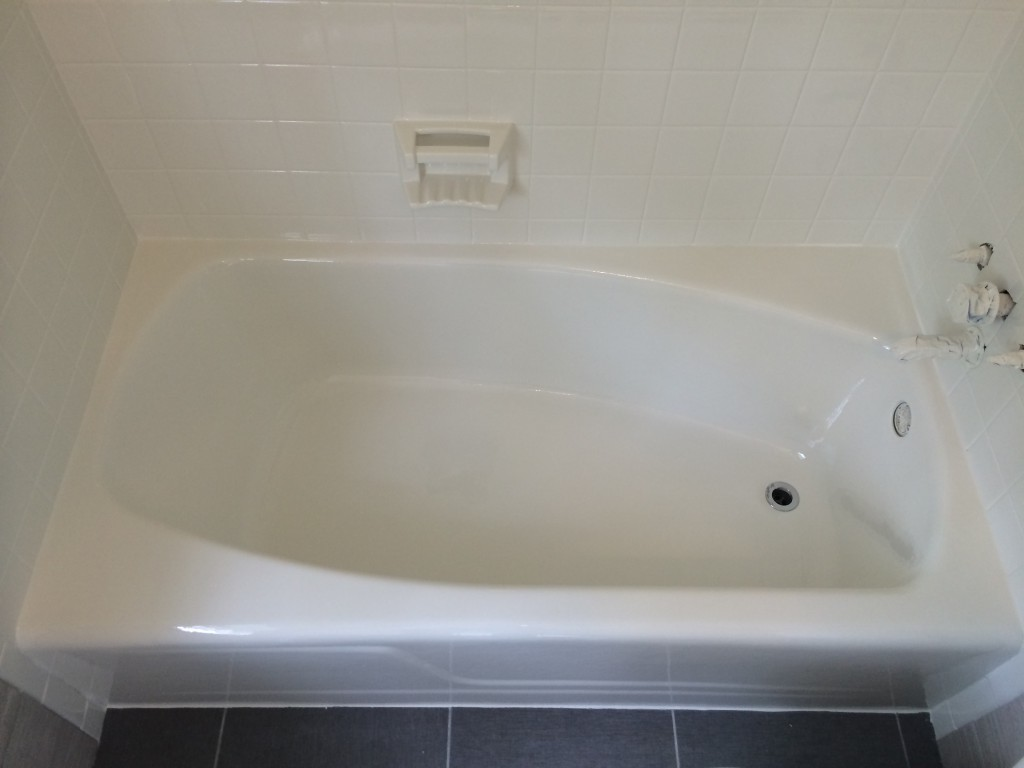 bathtub reglazing St Petersburg fl